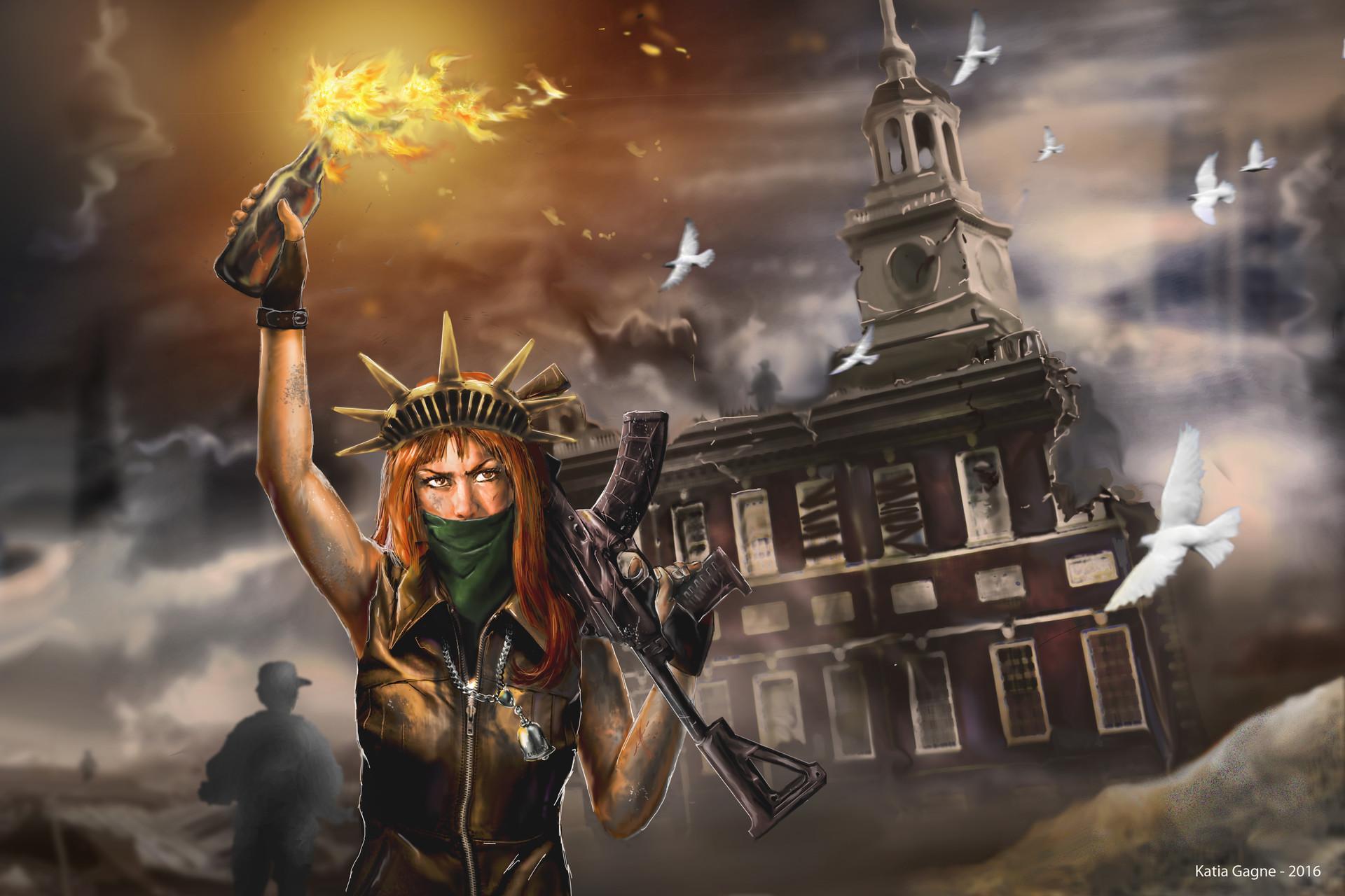 Katia gagne liberty incarnation