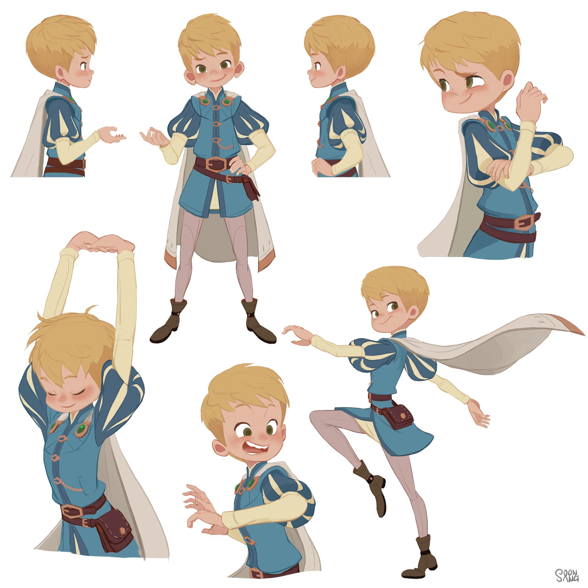 Character Design Art Station : Artstation robin hood quot king s son hong soonsang
