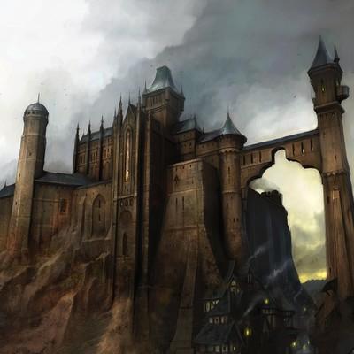 Mike mccarthy fairfax castle
