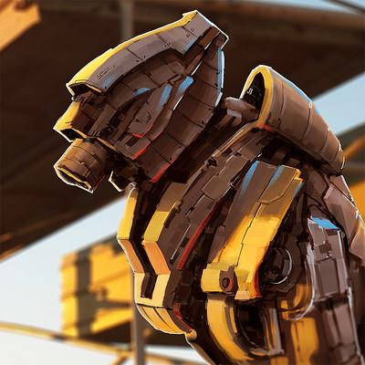 Peter gregory 16 03 14 robot