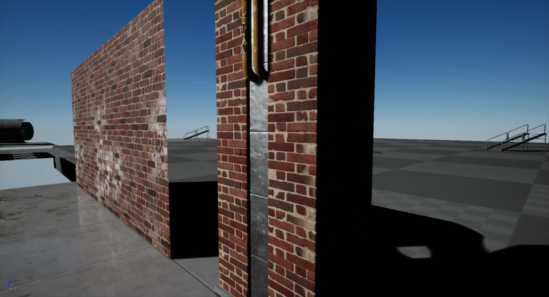 Lloyd james brick column screenshot 1