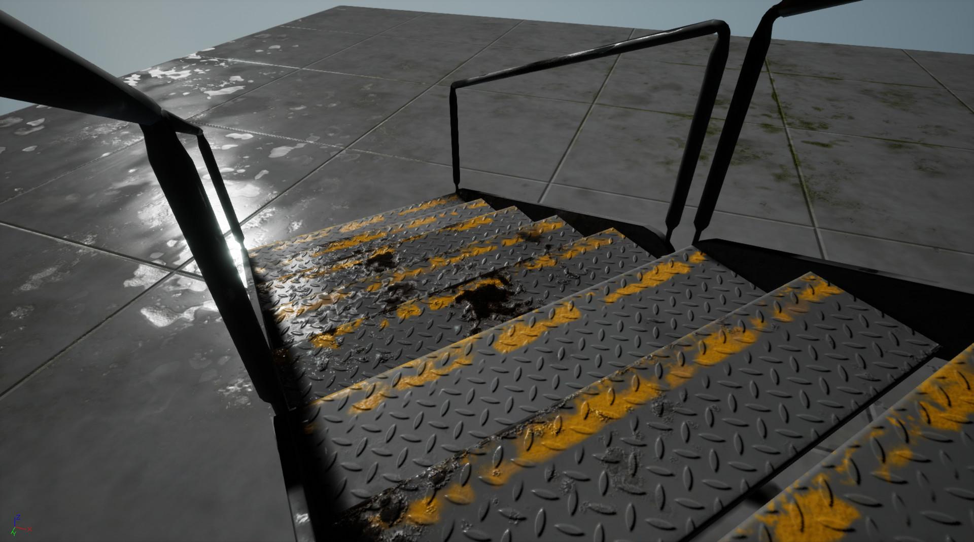 Lloyd james stairs screenshot 3