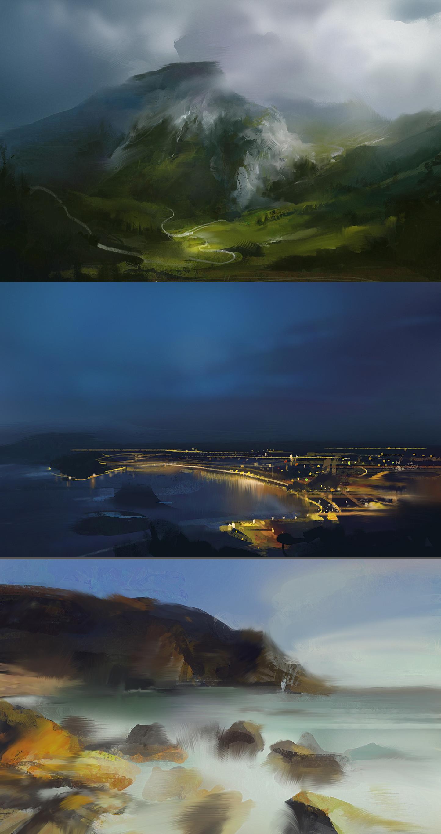 Zhelong xu lands01