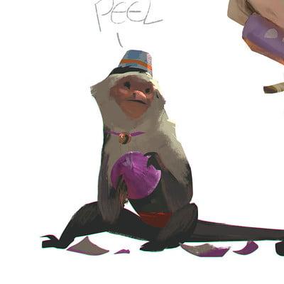 Rudy siswanto chef mahlab jinggle and peel