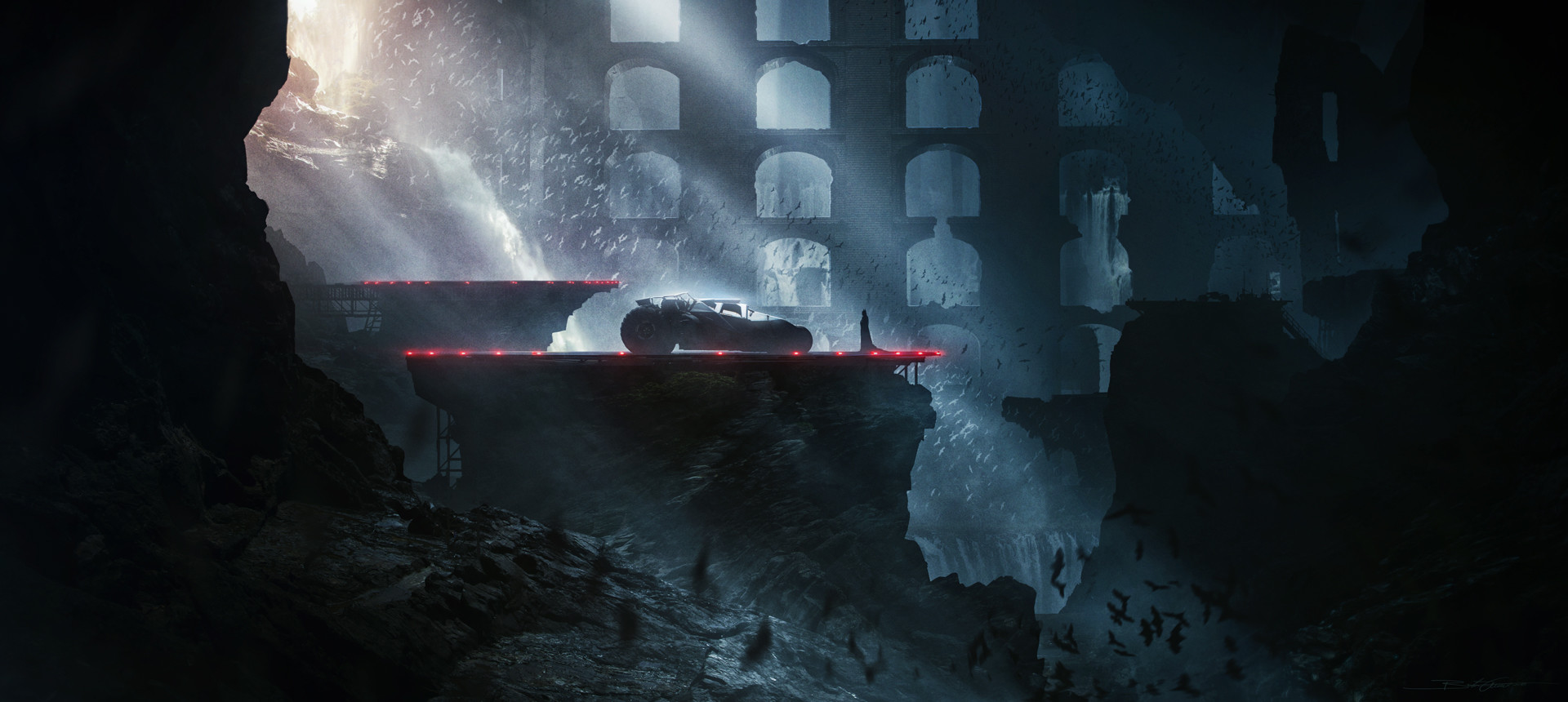 Bastien grivet does it come in black bastien grivet concept art batman