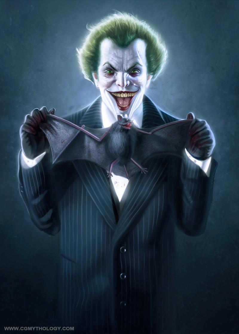 George patsouras joker