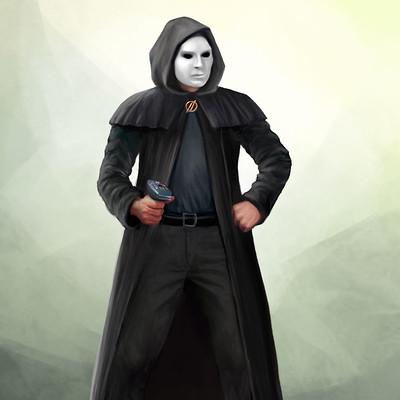 Gabriela shelkalina masked man body 3b