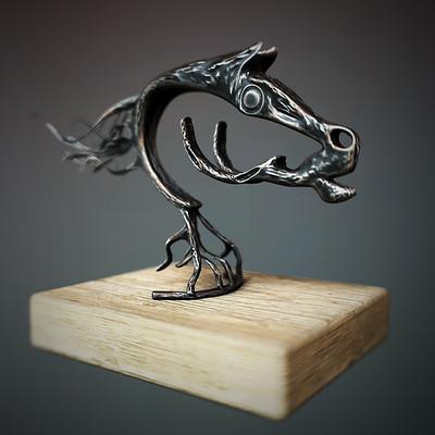 Alex mikulka horse