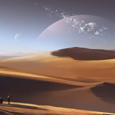 Dmitriy kuzin desert