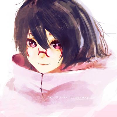 Aoi ogata paint study 1 2