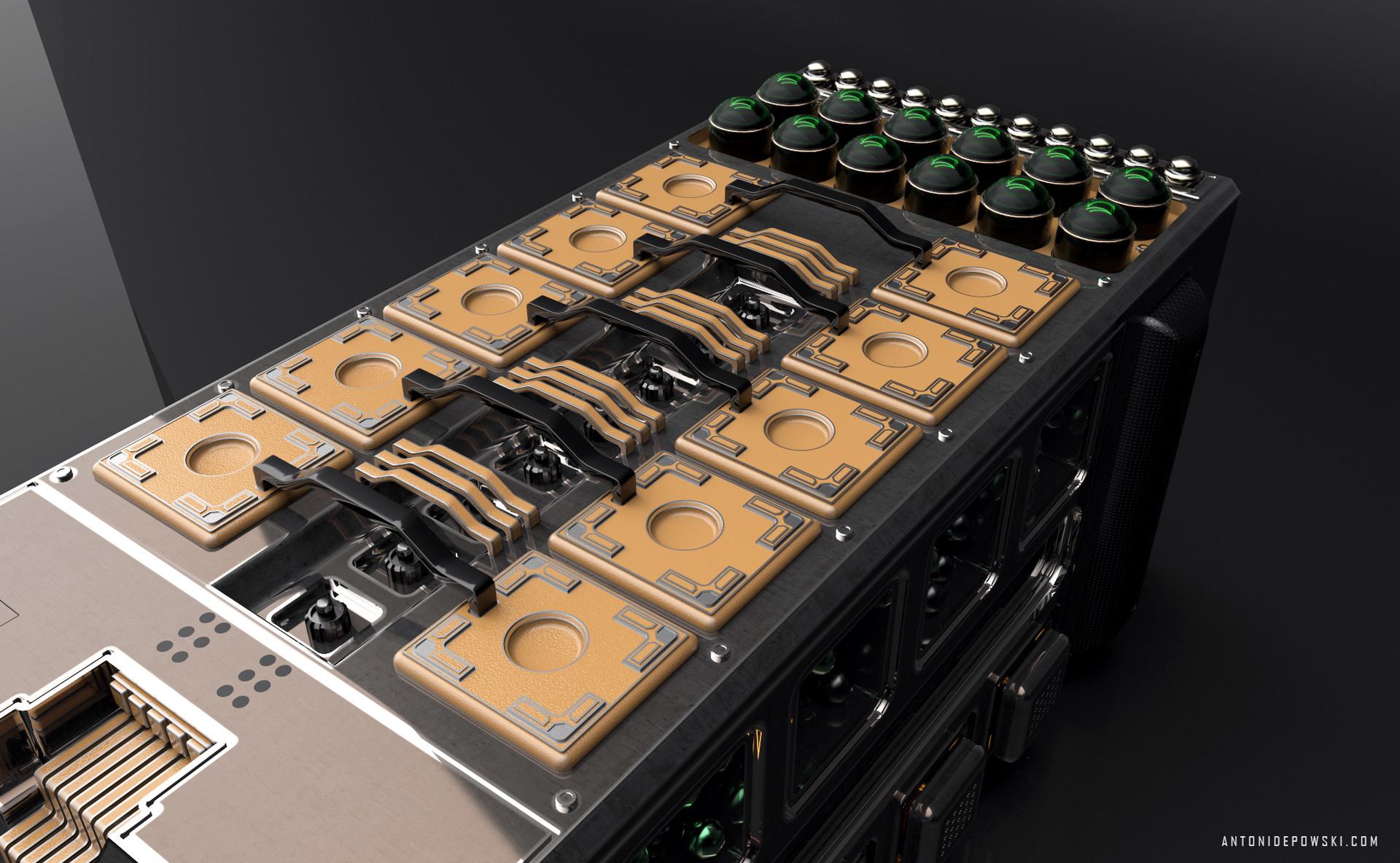 Antoni depowski amplifier 3c