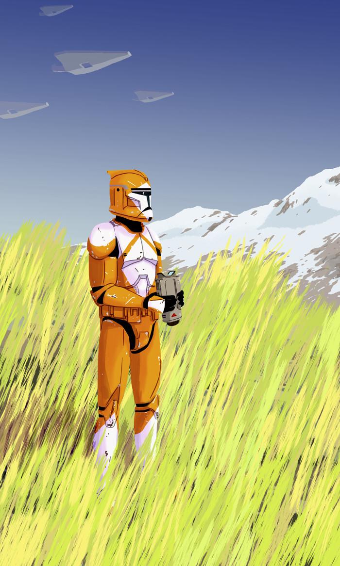 Olivier le borgne clonetrooper2