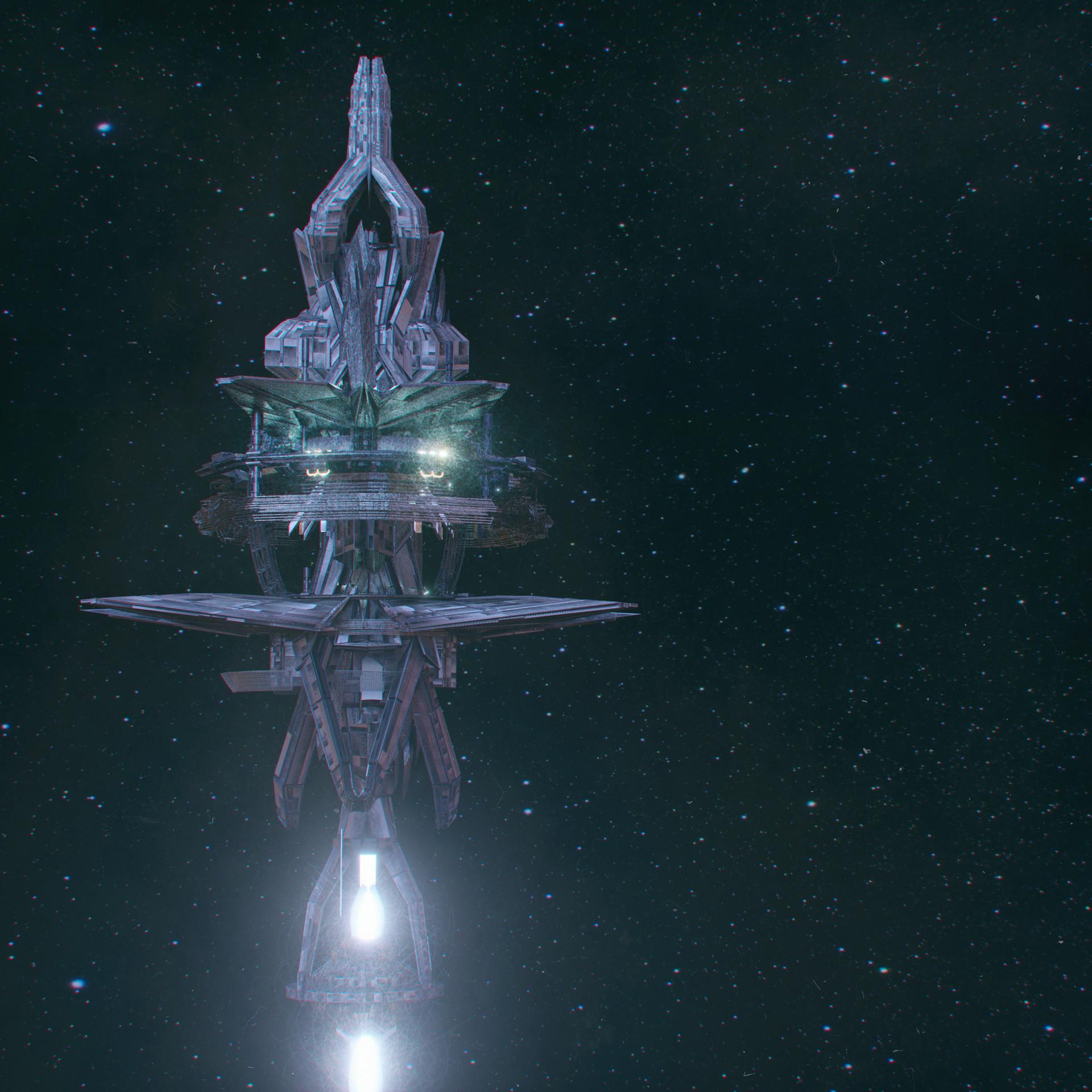 Kresimir jelusic robob3ar 168 250316 space station