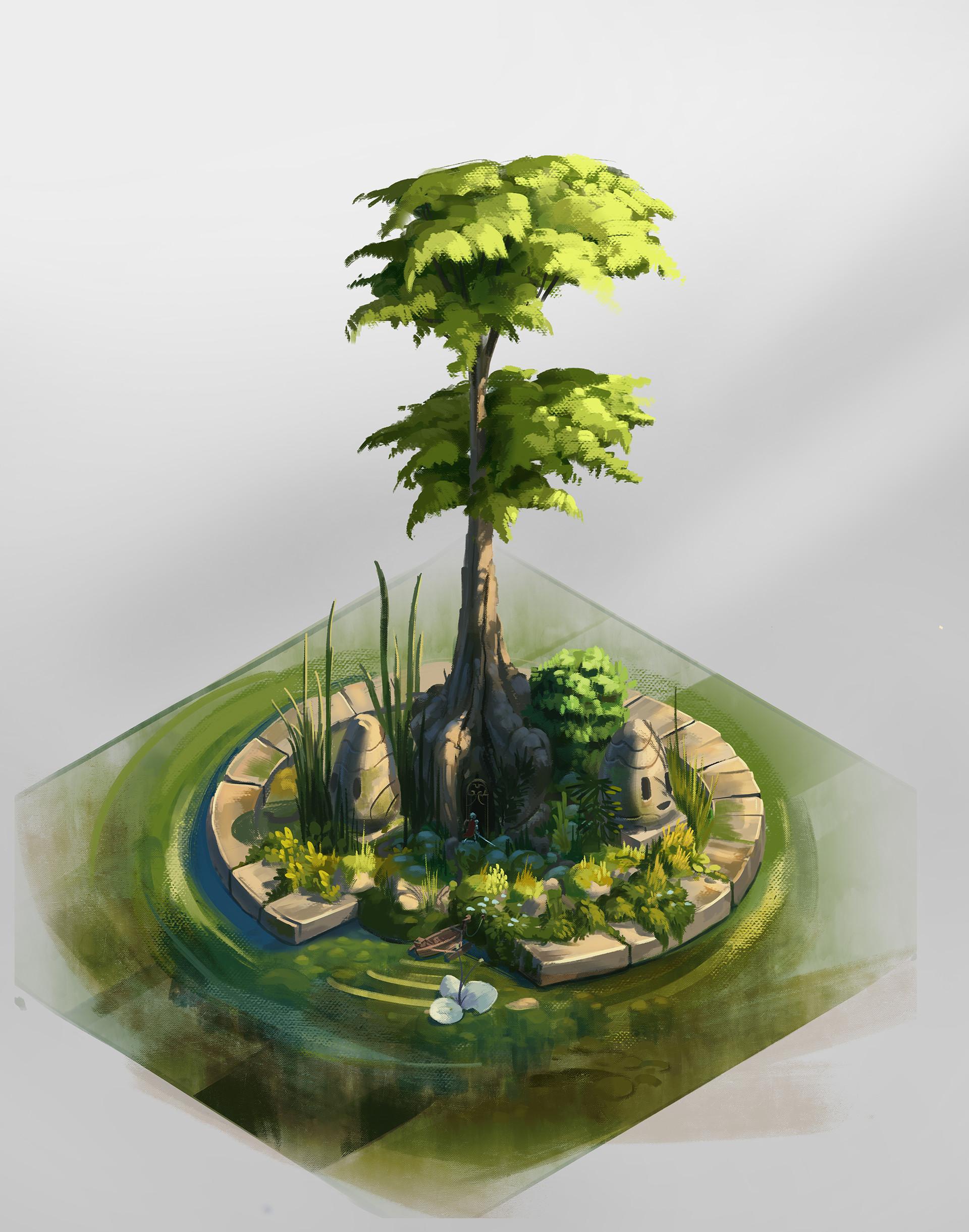 Florian moncomble zen treesmall