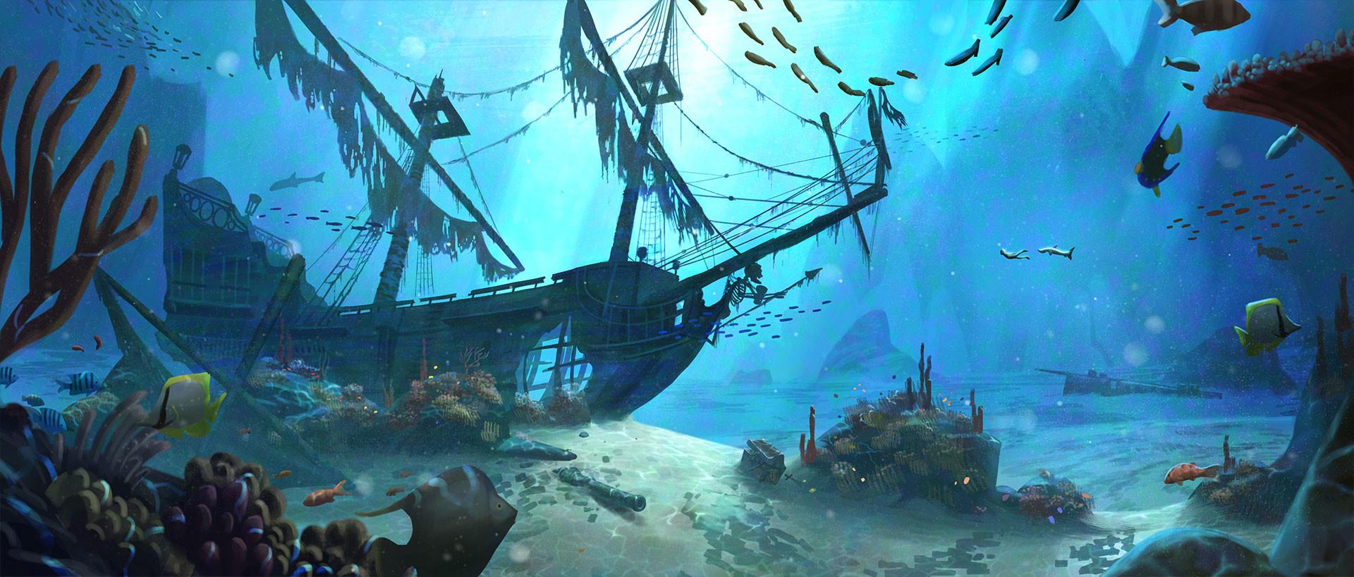 память картинка затонувшие корабли следует
