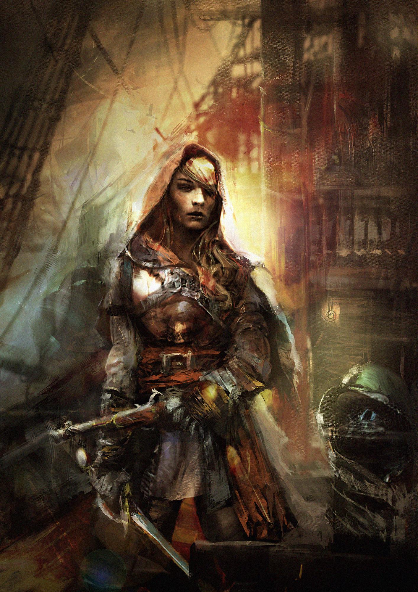 Murat gul assassin by muratgul