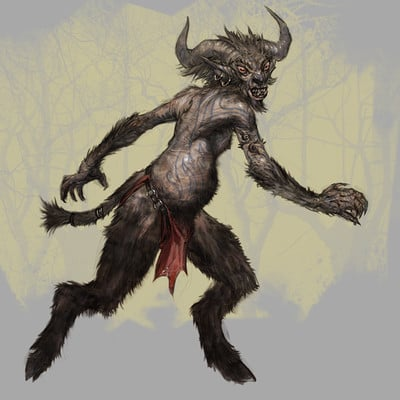 John bridges satyrdemon