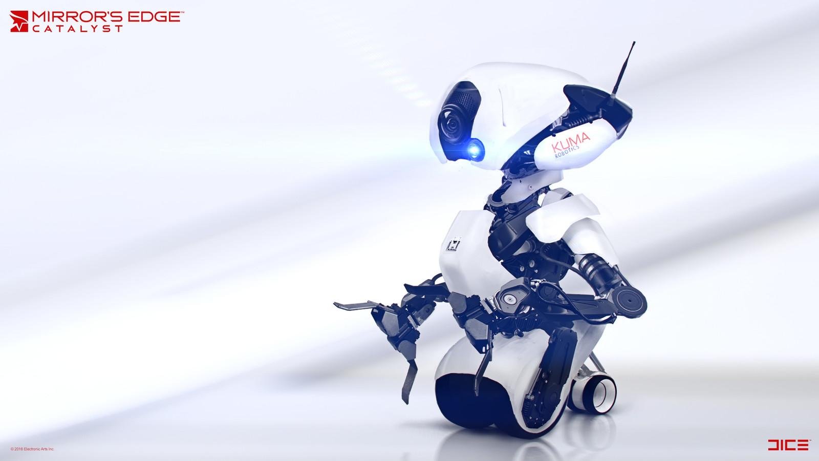 Kuma - Concept Art