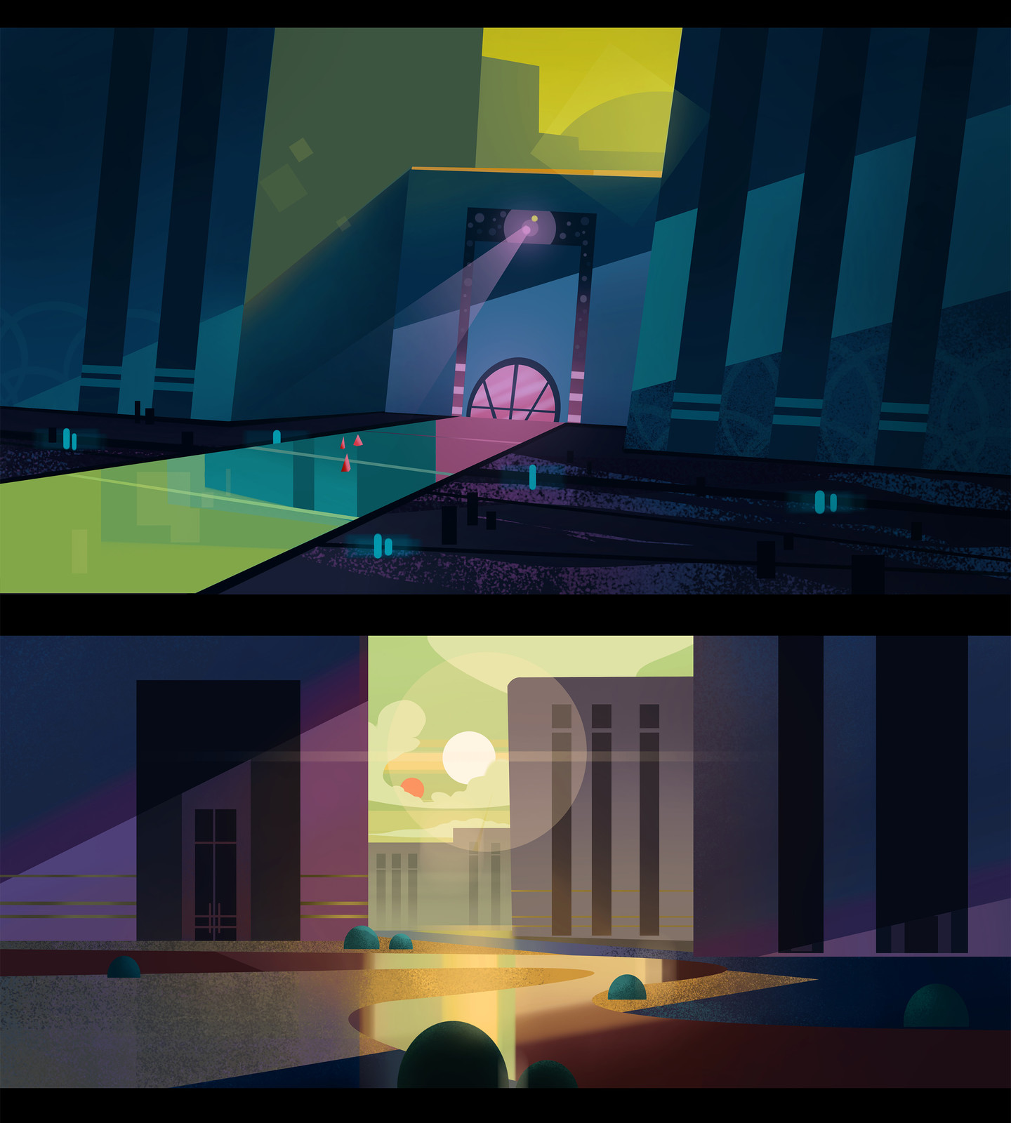 Graphic Environments