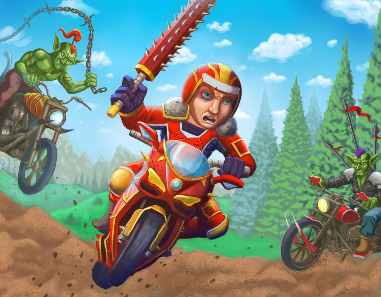 Renan moraes biker 72