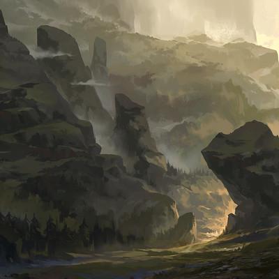 Sebastian wagner the divided mountain
