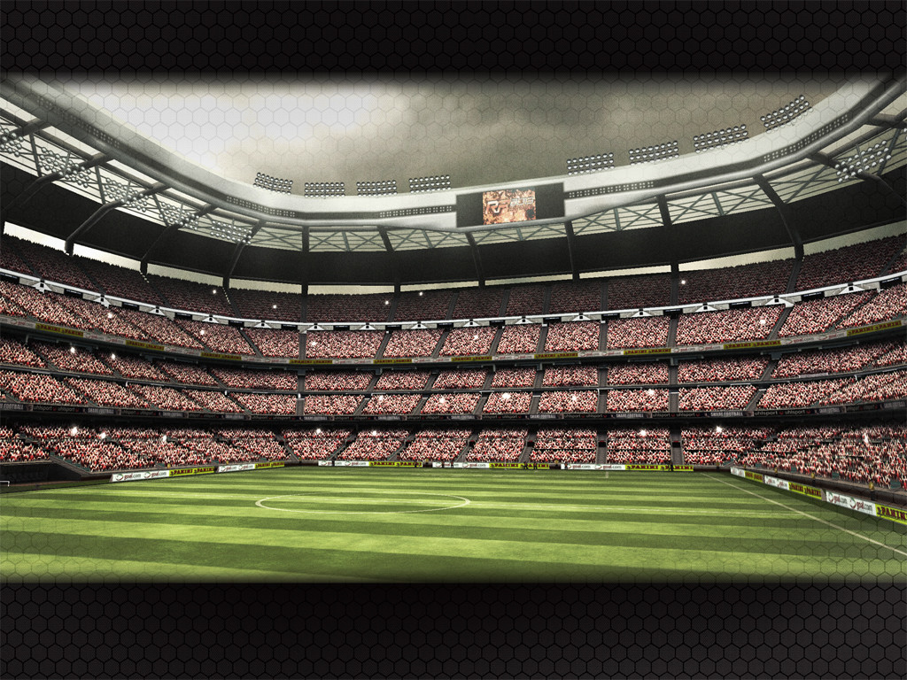 Felipe Stadium Cloudy