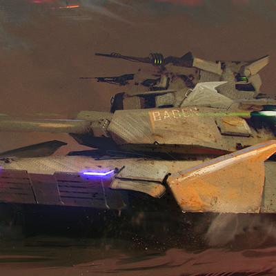 Ahmed rawi tank 2