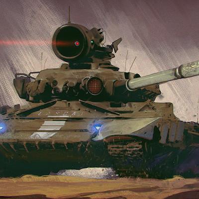Ahmed rawi tank 3