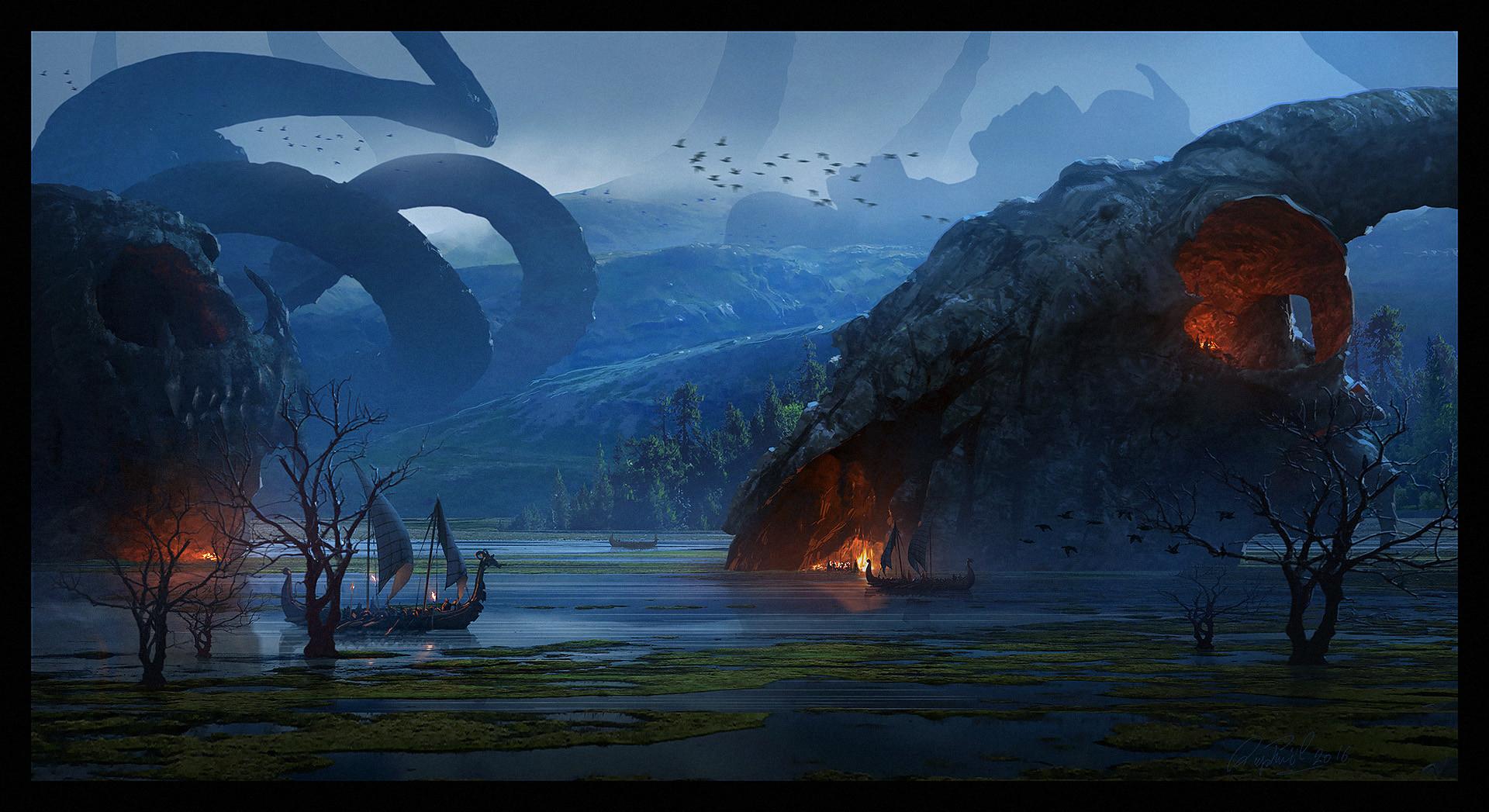 Raphael lacoste dragons lair net