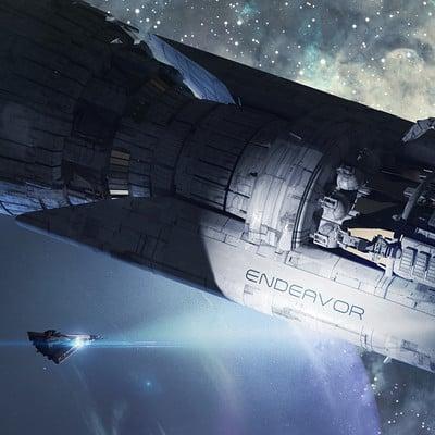 Isaac hannaford endeavor ship cpt a v002
