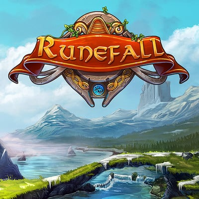 Retrostyle games runefall match3 bg 01