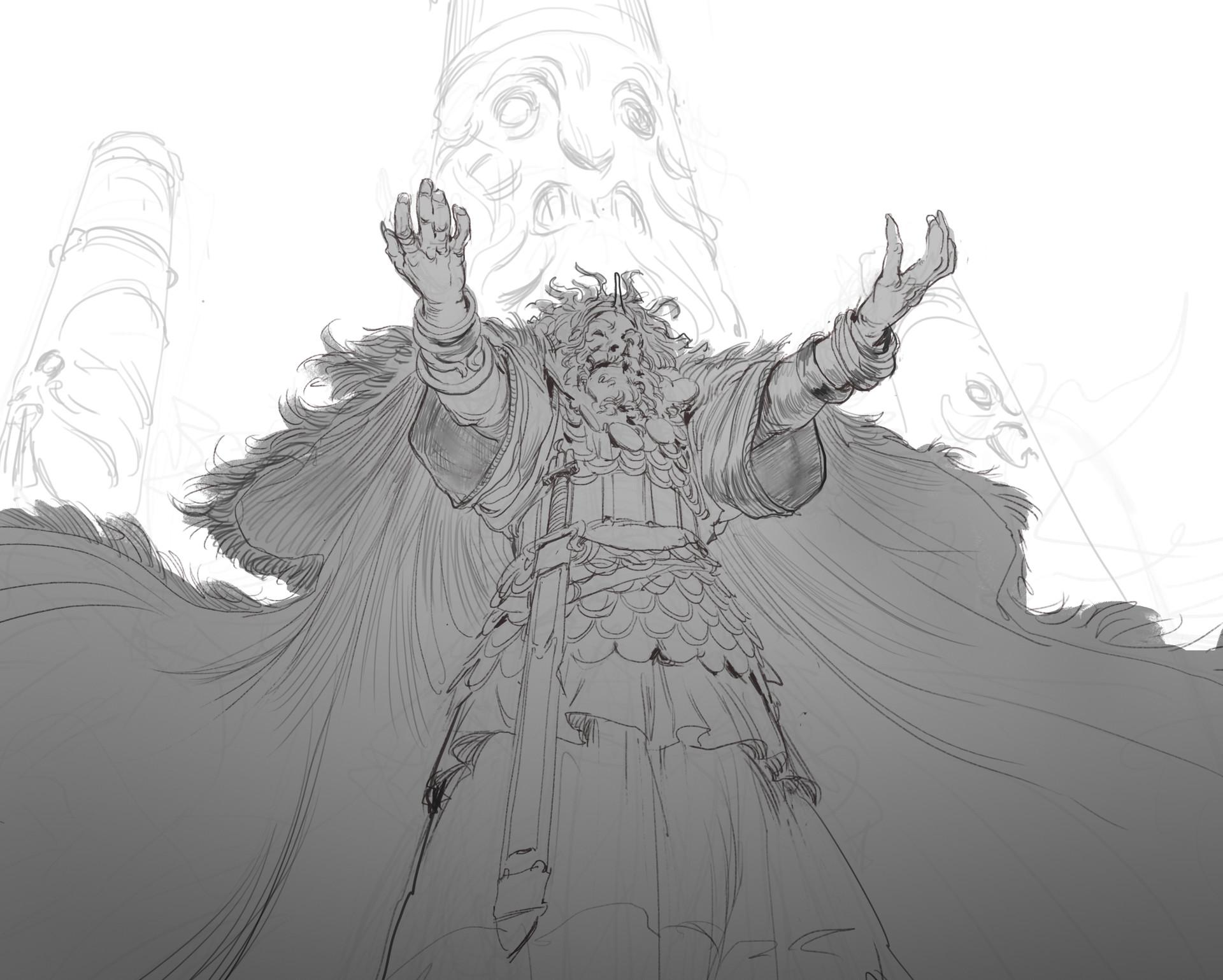 Even amundsen 79 the high king