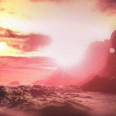 Phil craigie sunset large