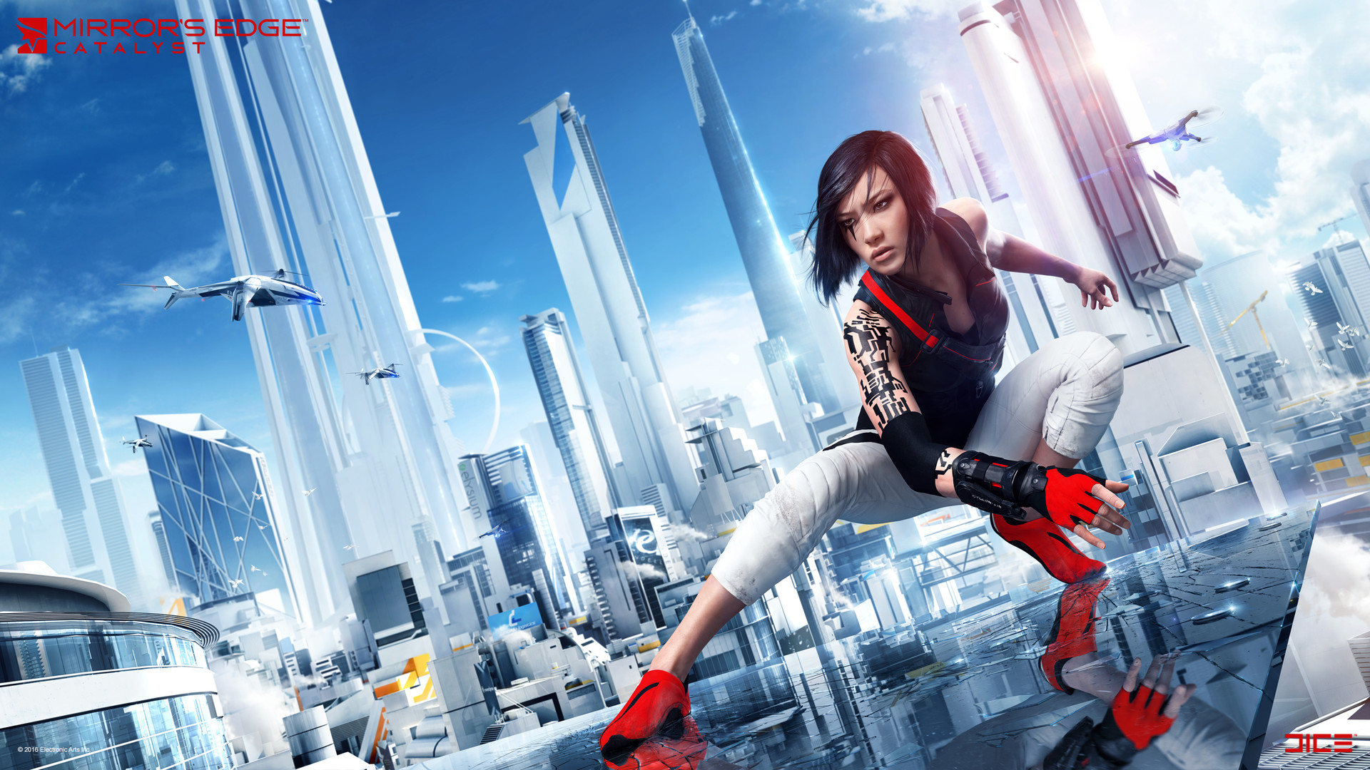 """Mirror's Edge: Catalyst""