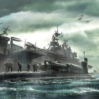 Francis goeltner francisgoeltner submarine s