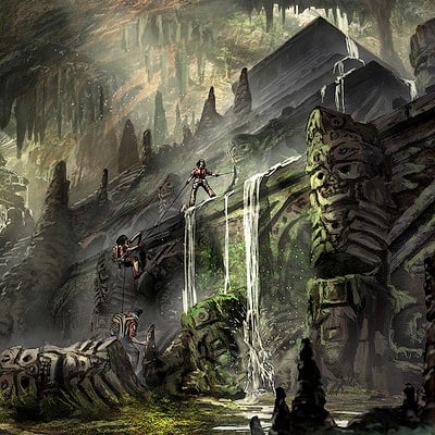 Francis goeltner francisgoeltner paladinmyst 01 cave s