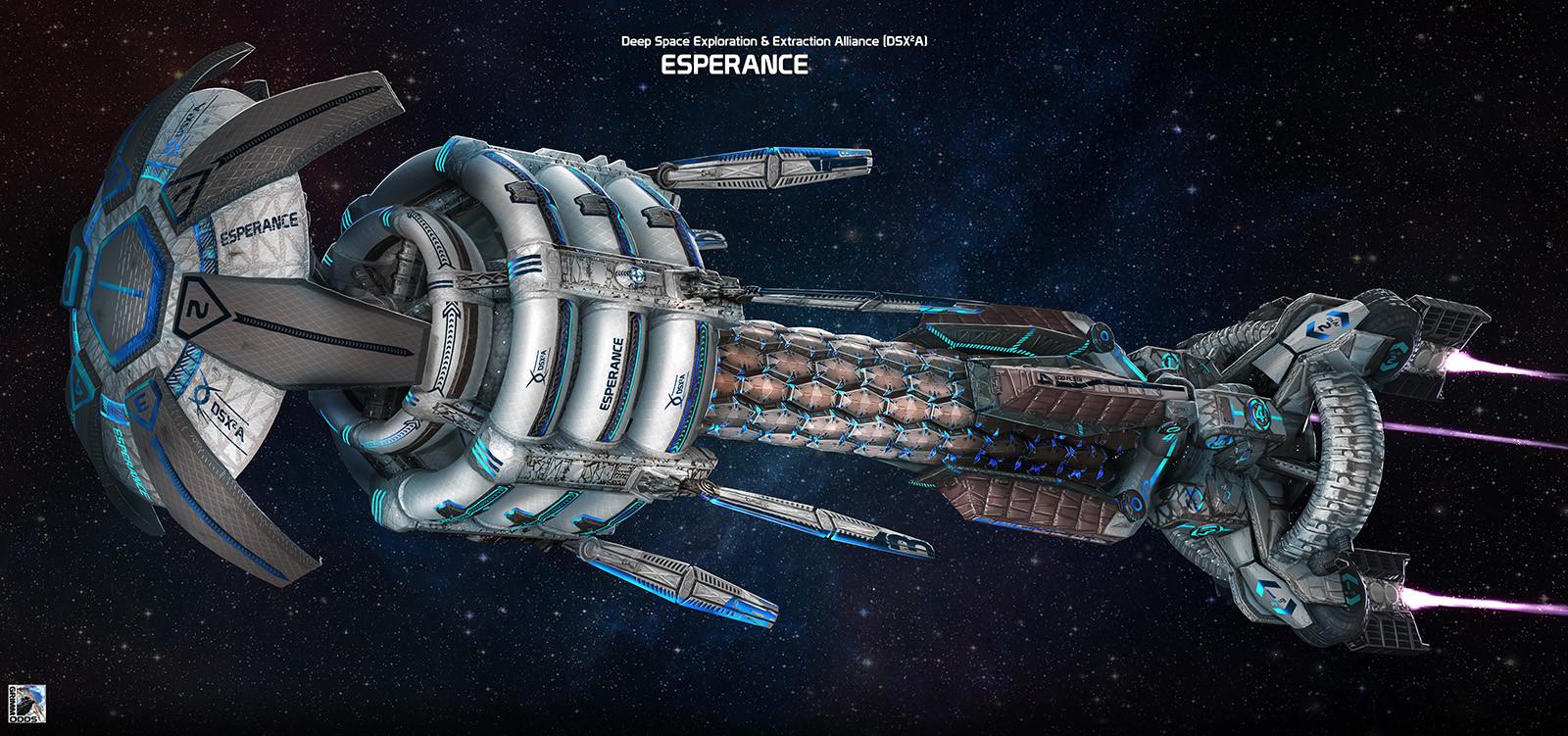 Grimm Odds - Esperance - Final design