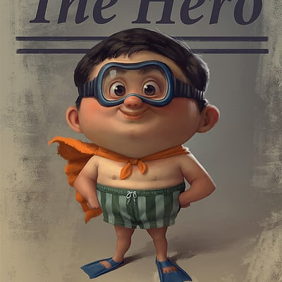 Tiago hoisel the hero02 m