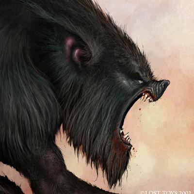 Mike mccarthy werewolf1
