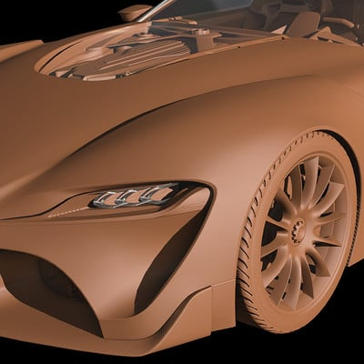 Ljabli salim toyota ft 1 by ljabi 1