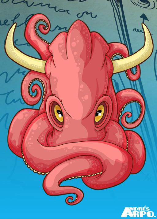 Andres restrepo squid