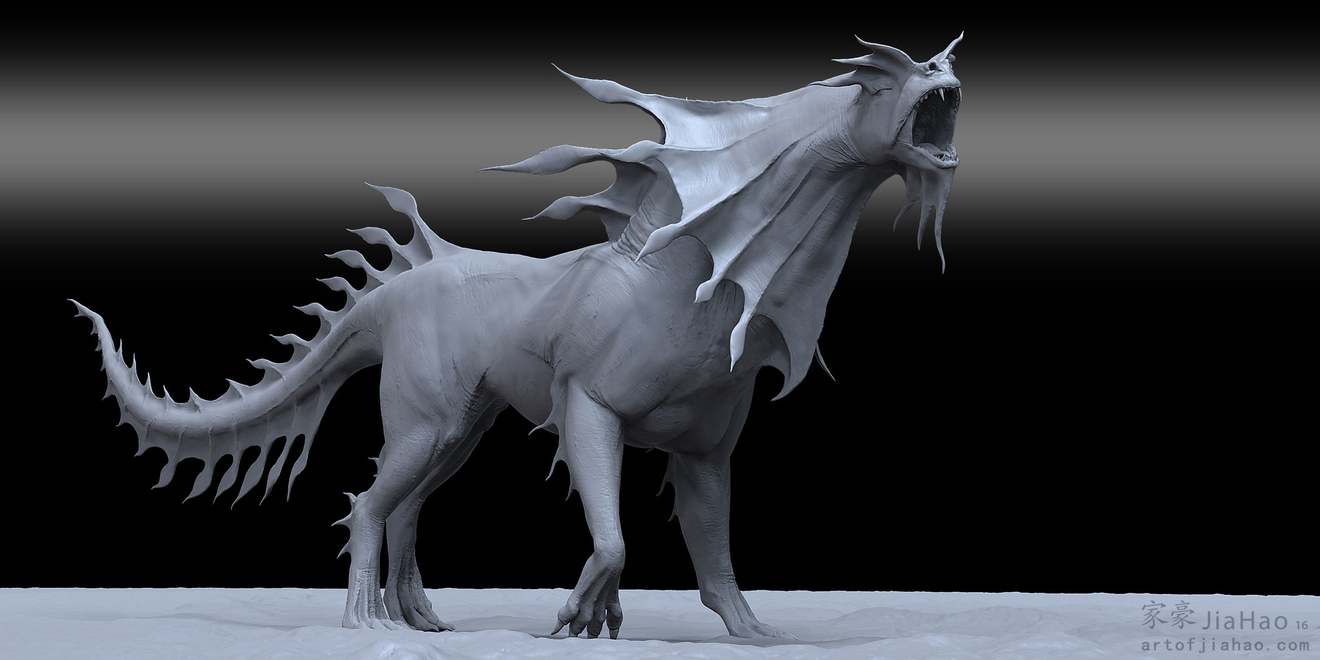 Jia hao 2016 03 twilightpanther roaring presentation 03