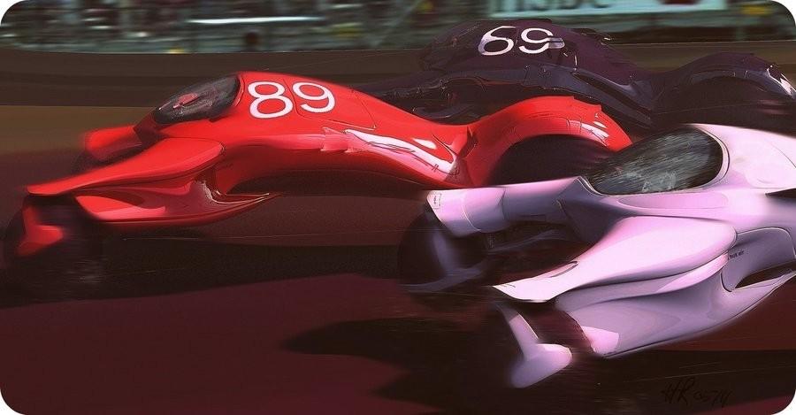 Heribert raab furtue cars concept3 by schwungsau d47sldq