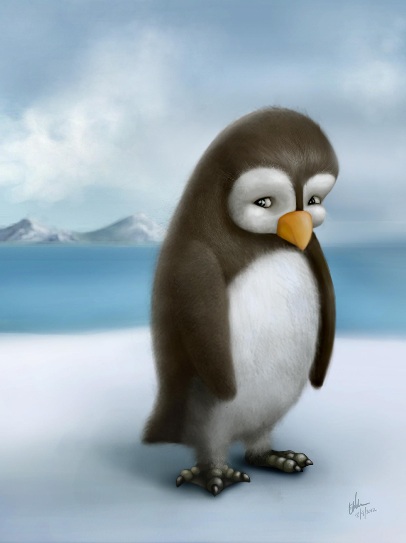 Edgar allan yee the lost penguin
