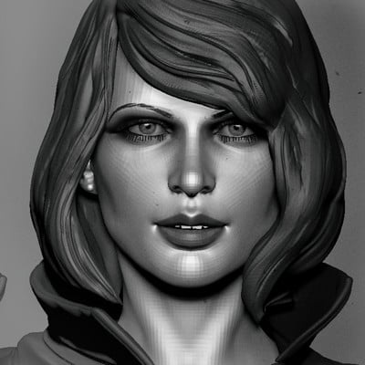 Pierre benjamin sexy woman 0024