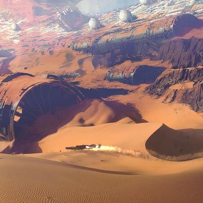 Paul chadeisson concept 08g landscape