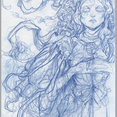 Mike mccarthy whitelady sketch