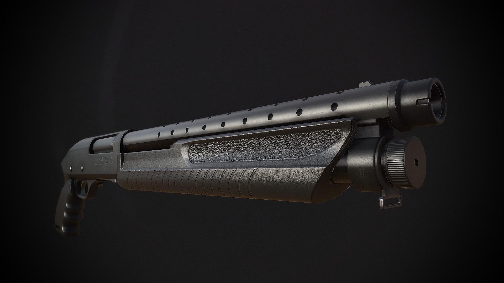Mitchell wilson shotgun 03