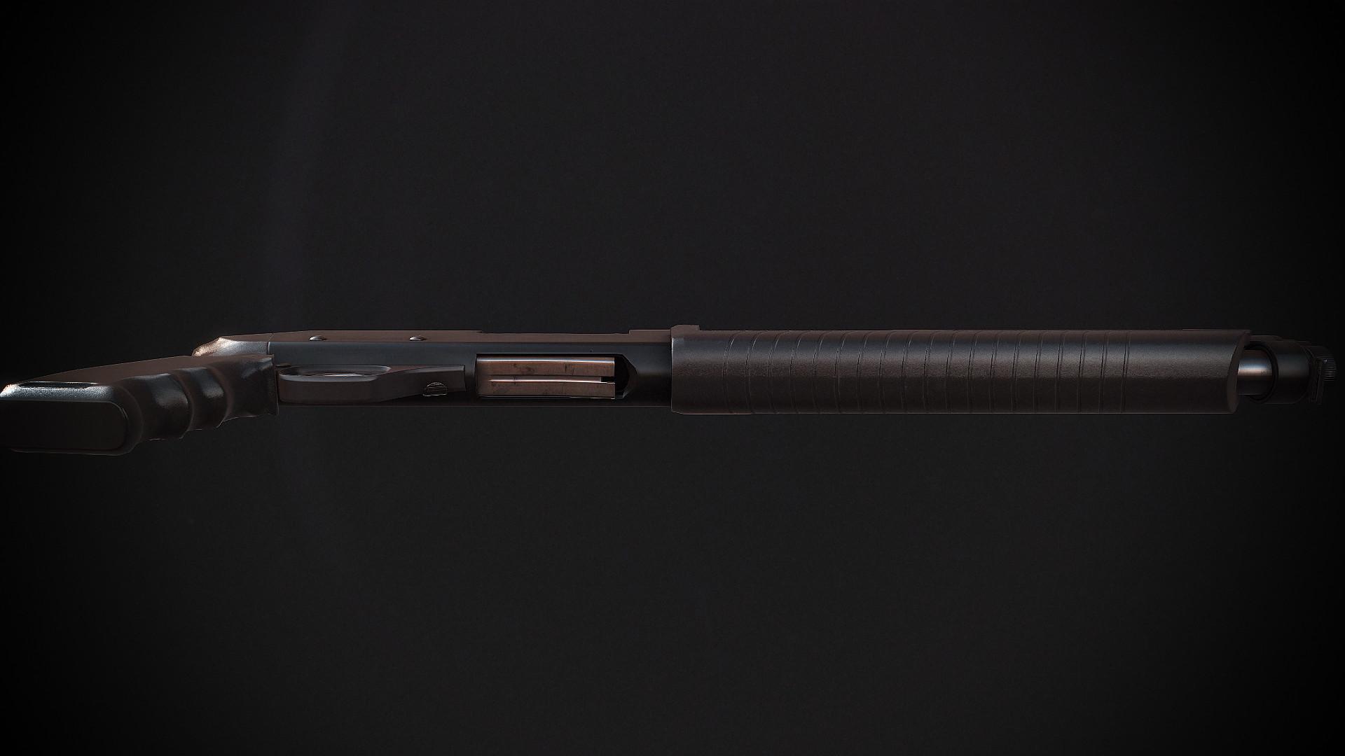 Mitchell wilson shotgun 05