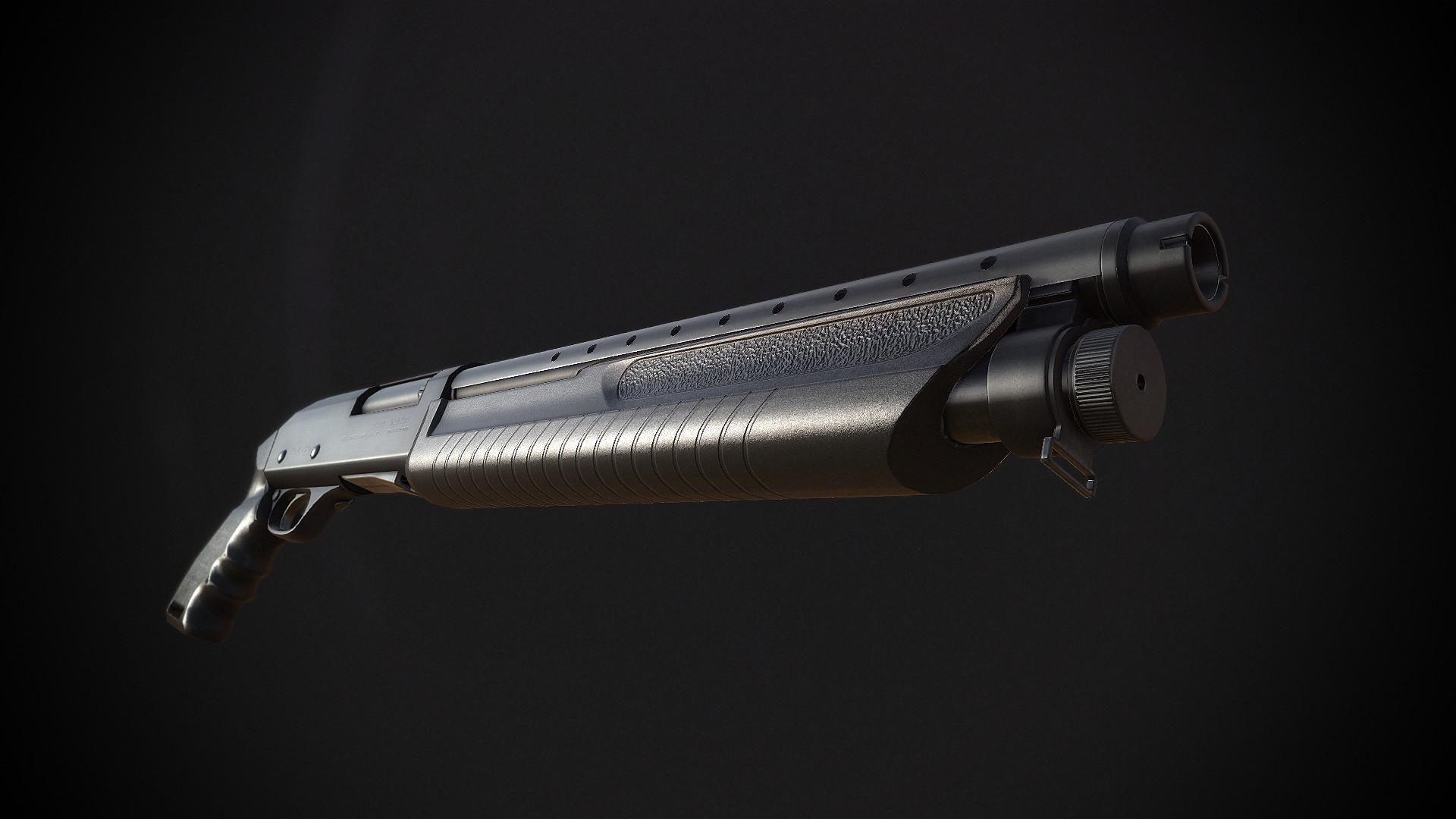 Mitchell wilson shotgun 06